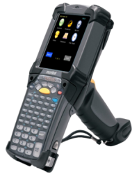 Infor InSync Barcode Scanner Manufacturing Warehouse