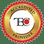 TEC Accredited Provider logo