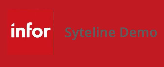 Infor SyteLine Demo Logo