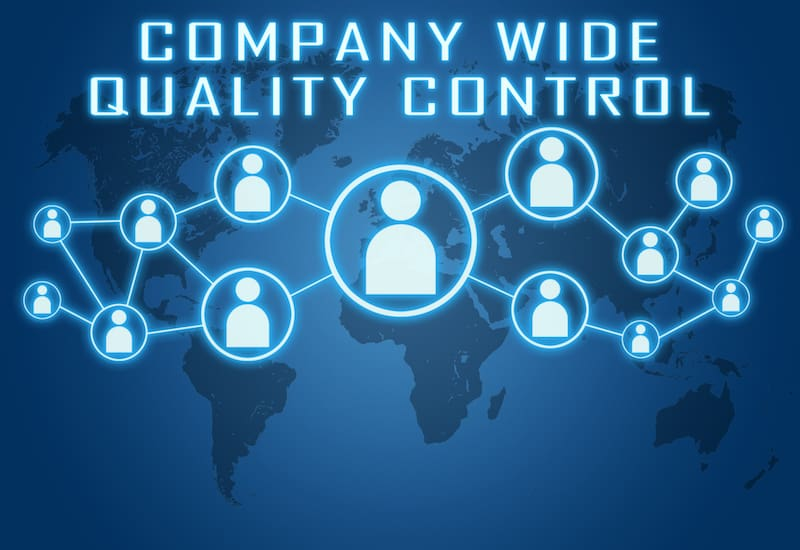 Quality Control Solutions company wide using Infor CloudSuite Industrial SyteLine ERP Manufacturing Software