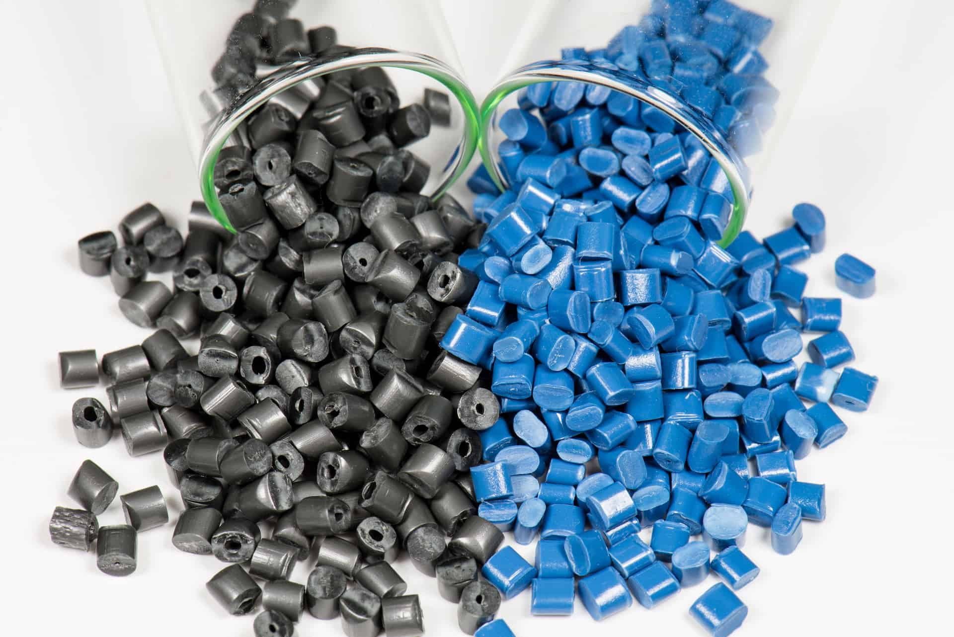 Plastic nibs for rubber and plastic fabrication and injection molding