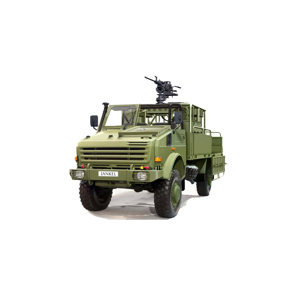 ERP for Specialty Vehicle and Recreational Vehicle Manufacturing Military Vehicle