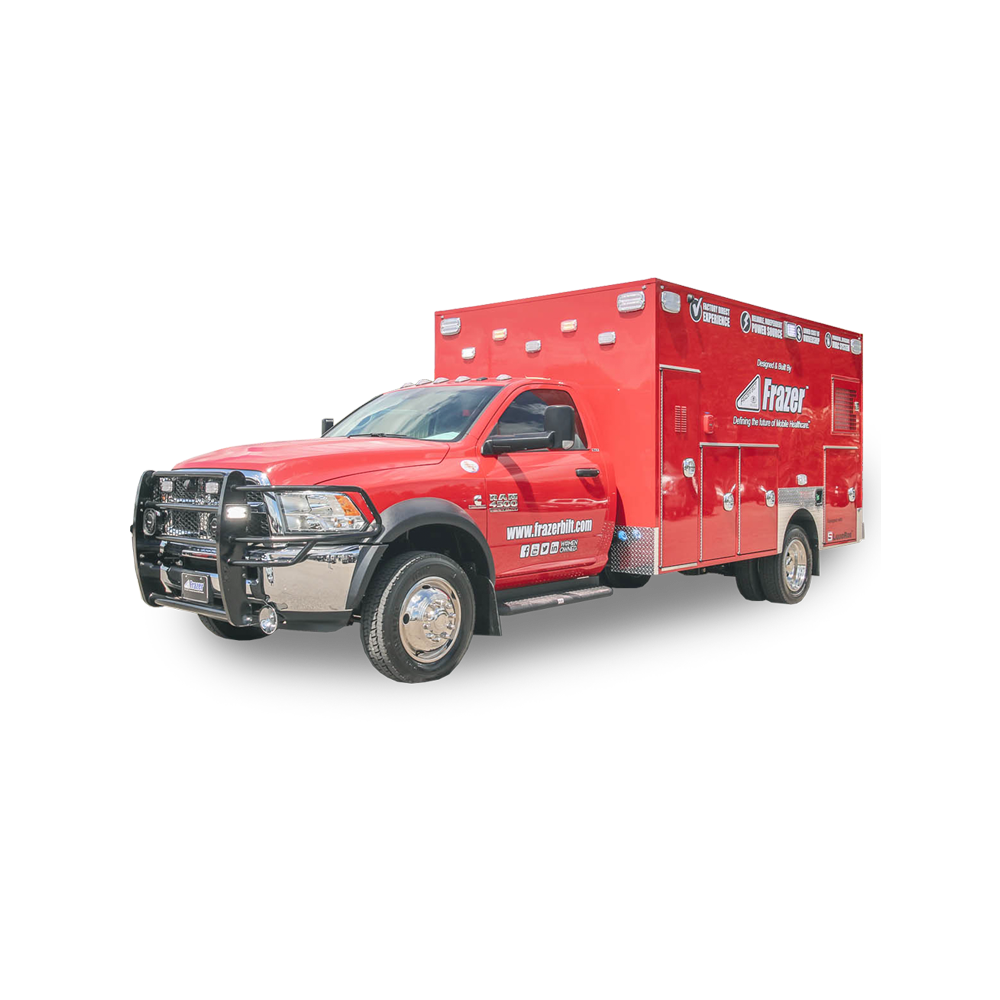 ERP for Specialty Vehicle and Recreational Vehicle Manufacturing EMS Ambulance