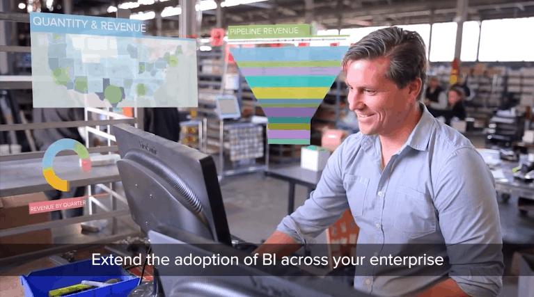 Birst, Artificial Intelligence, Infor OS, Godlan ERP Manufacturing Specialist, ERP