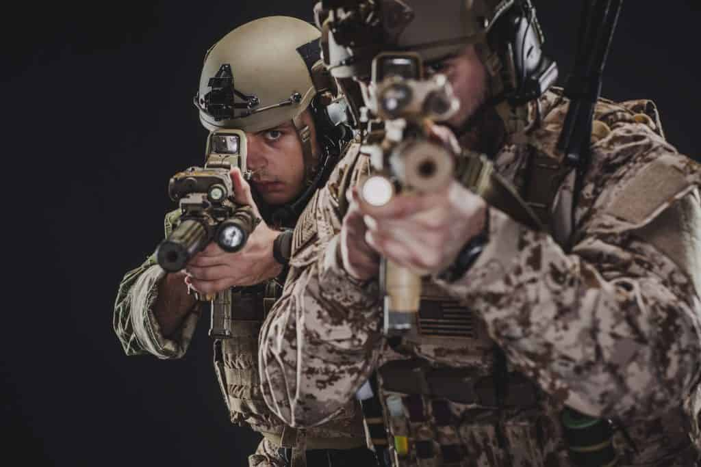 ERP for Aerospace and Defense Special Forces Military Rifles Weapons