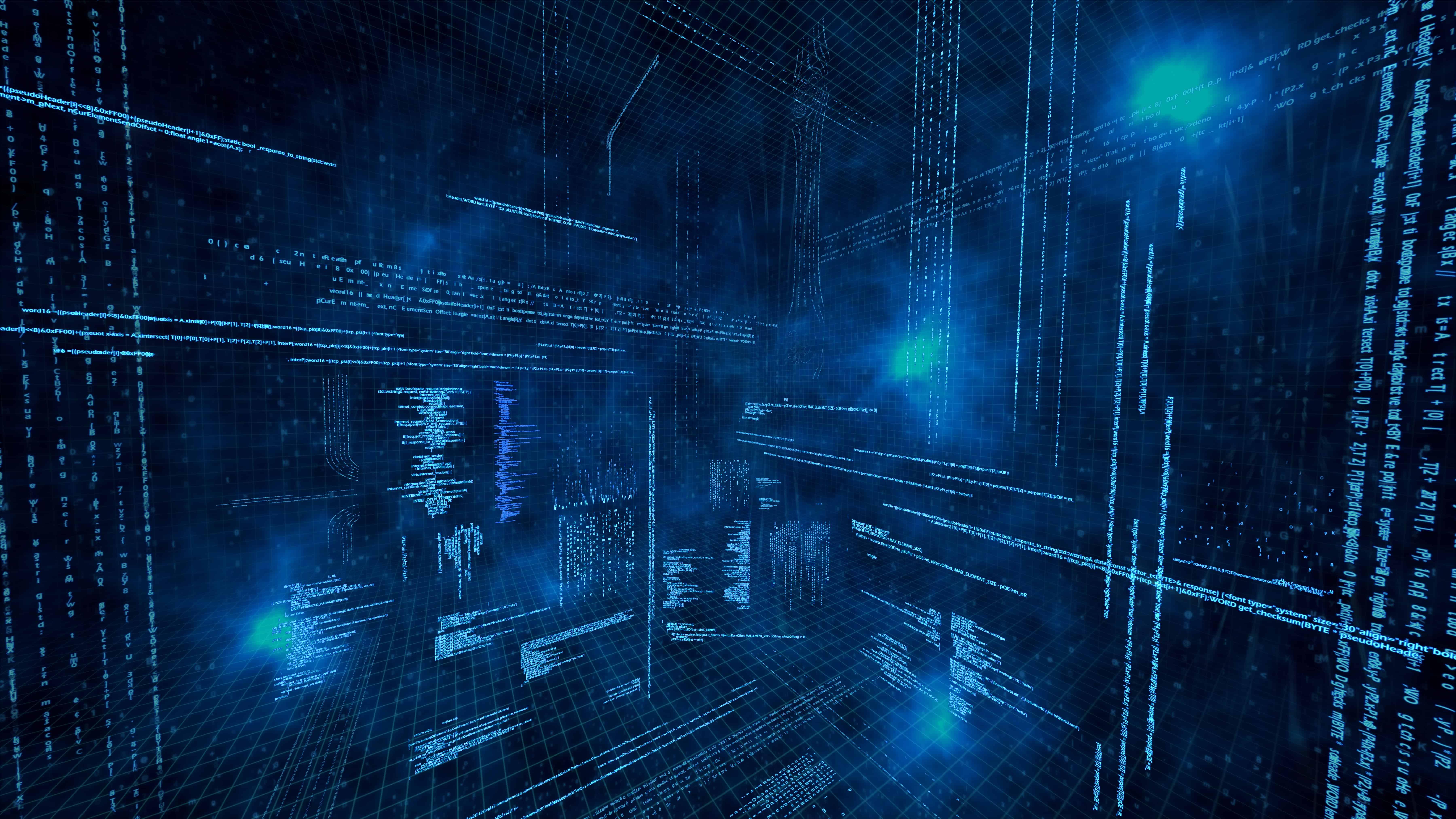 Illustration of virtual data