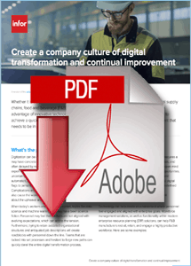 Whitepaper- Create a Culture of Digital Transformation