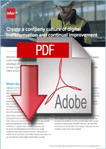 Whitepaper- Create a Culture of Digital Transformation