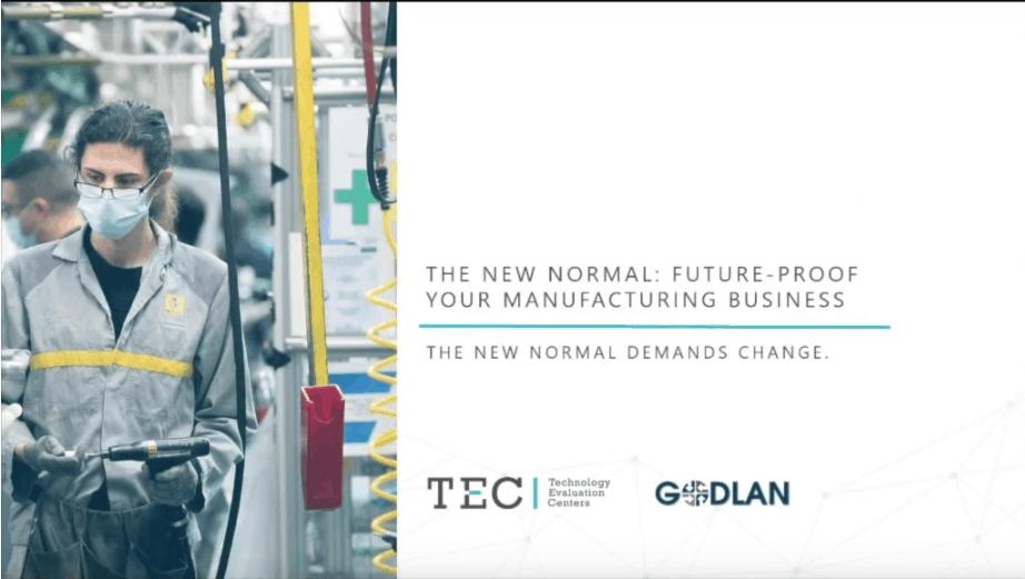 TEC Godlan Webinar Cover Page